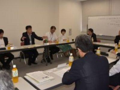 県協議会総会が開かれました(5月25日)
