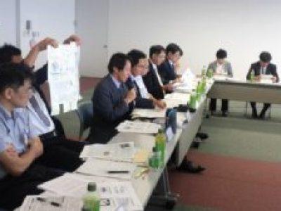 九州ブロック会議に参加しました(5月20日)