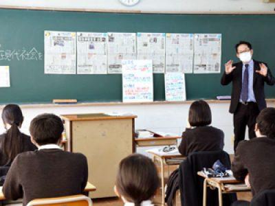 学校ルポ/県立 妻高(西都)